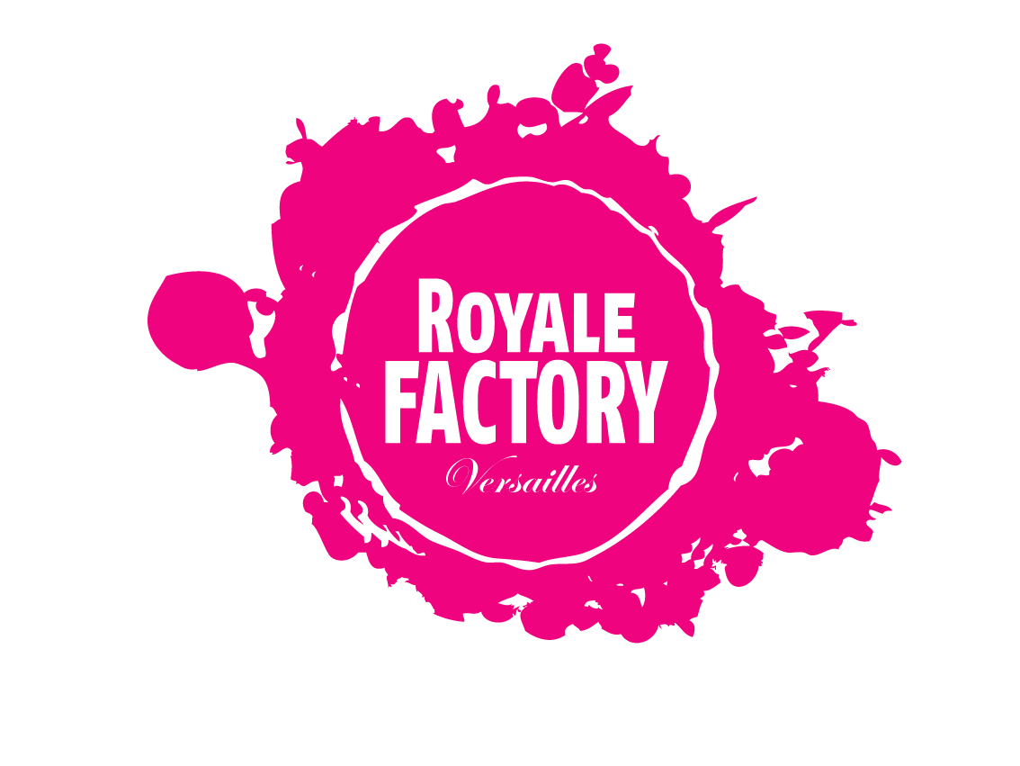 Logo Royale Factory Versailles