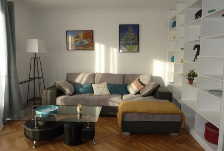 Appartement - 3 pièces
