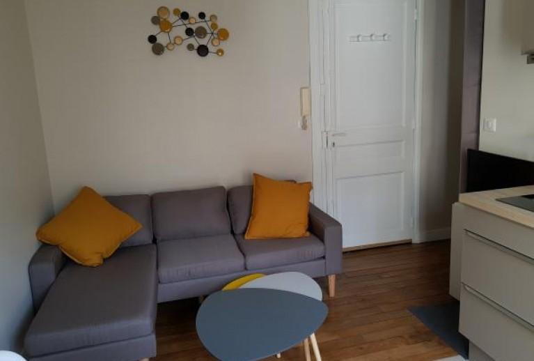 Appartement -  pièces